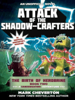 Attack of the Shadow-Crafters