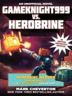 Gameknight999 vs. Herobrine