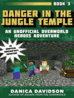 Danger in the Jungle Temple