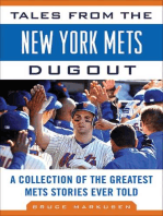 Tales from the New York Mets Dugout