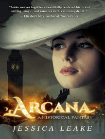 Arcana: A Novel of the Sylvani