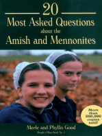 20 Most Asked Questions about the Amish and Mennonites
