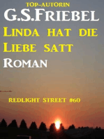 Linda hat die Liebe satt (Redlight Street #60)