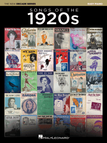 Songs of the 1920s: The New Decade Series