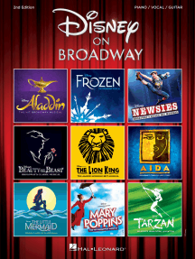 Disney on Broadway - 2nd Edition