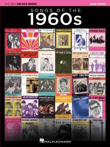 Songs of the 1960s: The New Decade Series