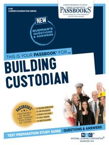 Building Custodian: Passbooks Study Guide