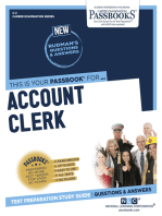 Account Clerk