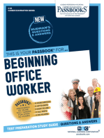 Beginning Office Worker