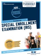 Special Enrollment Exam (IRS)