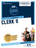 Clerk II