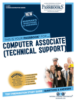 Computer Associate (Technical Support)