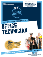 Office Technician