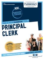 Principal Clerk