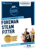 Foreman Steam Fitter