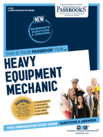 Heavy Equipment Mechanic