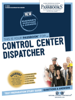 Control Center Dispatcher