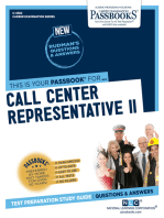 Call Center Representative II