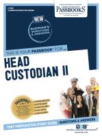 Head Custodian II