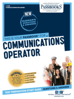 Communications Operator