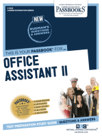 Office Assistant II