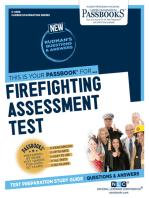 Firefighting Assessment Test