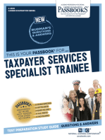 Taxpayer Services Specialist Trainee