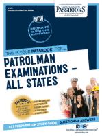 Patrolman Examinations – All States