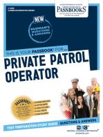 Private Patrol Operator