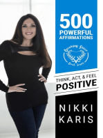 500 Powerful Affirmations