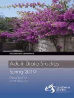 Adult Bible Studies Spring 2019 Student [Large Print]