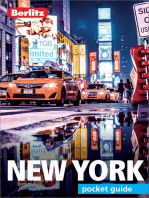 Berlitz Pocket Guide New York City (Travel Guide eBook)
