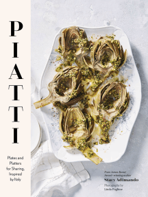 Piatti: Plates and platters for sharing, inspired by Italy