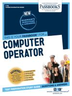 Computer Operator
