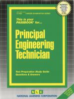 Principal Engineering Technician
