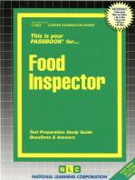 Food Inspector