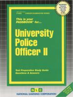 University Police Officer II