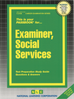 Examiner, Social Services