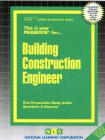 Building Construction Engineer