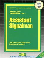 Assistant Signalman