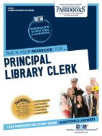 Principal Library Clerk