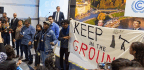 Protesters Disrupt Us Fossil Fuel Event At Un Climate Talks