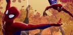 Shameik Moore Slings Webs As 1st Biracial Spider-man In Film