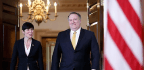 Amid Chaos Over Trump's Foreign Policy, Pompeo Heads To Middle East With Some Explaining To Do