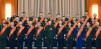 Chinese President Xi Jinping Gives Army Its First Order Of 2019