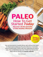 Paleo - How To Get Started TODAY