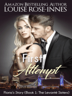First Attempt (The Levanté Sisters Series - Book 1)
