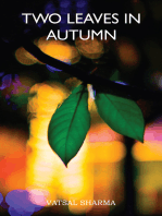 Two Leaves In Autumn