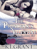 The Princess's Valentine (Pirates of Flaundia #2.5)
