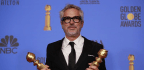 New Golden Globe Trophy Design Didn't Prevent All Winners From Holding It Wrong